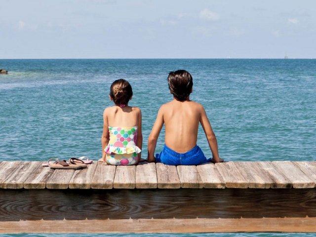 O que fazer com crianças em Key West