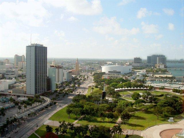 Parques em Miami