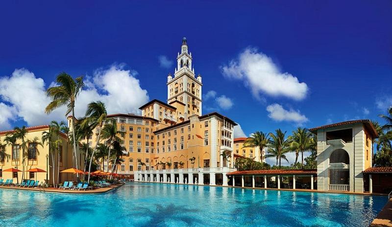 Biltmore Hotel em Coral Gables
