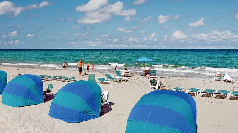 Delray Beach em Miami