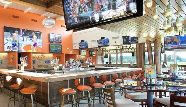 Restaurante Hooters em Miami