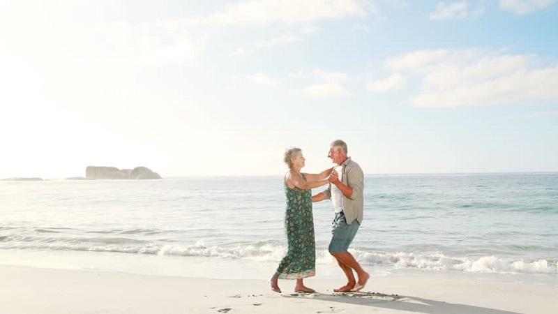 Miami para idosos: praias