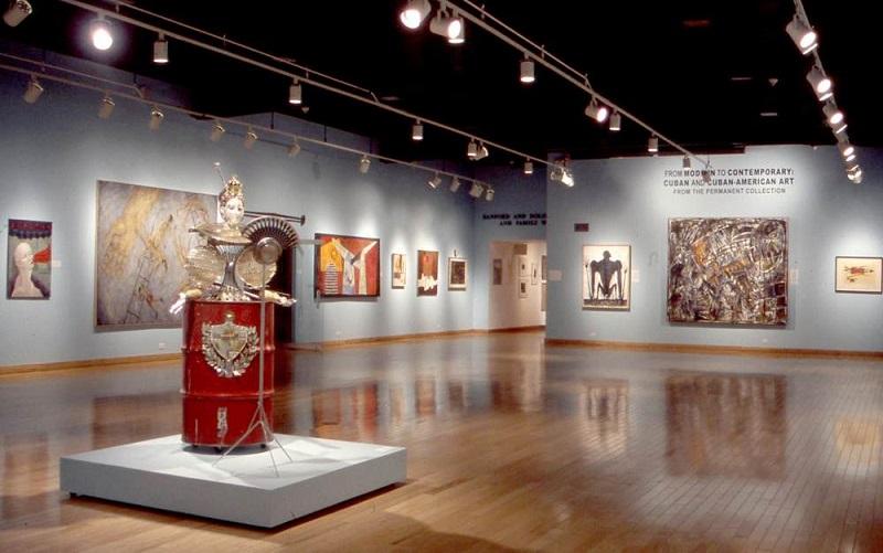 Lowe Art Museum em Coral Gables