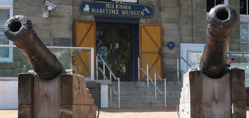 Mel Fisher's Maritime Museum em Key West