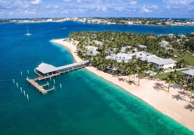 Praias de Key West na Flórida