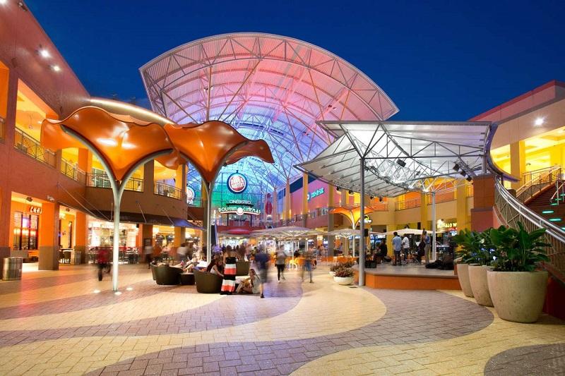 Shopping Dolphin Mall para compras em Miami