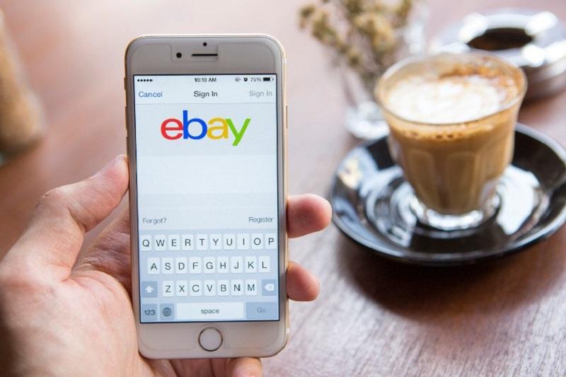 Site Ebay para compras