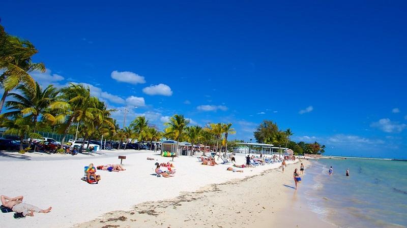 Praias de Key West: South Beach