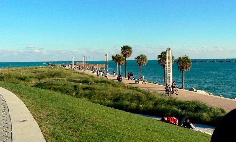 Miami para idosos: parques