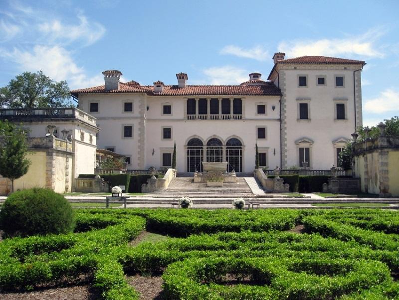 Vizcaya Museum and Gardens em Coral Gables