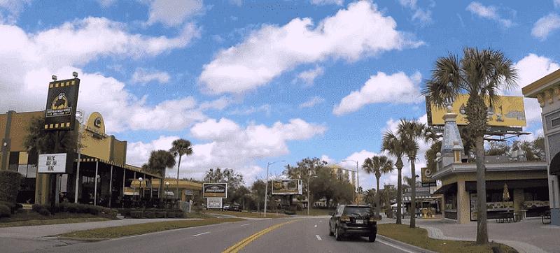 International Drive em Orlando