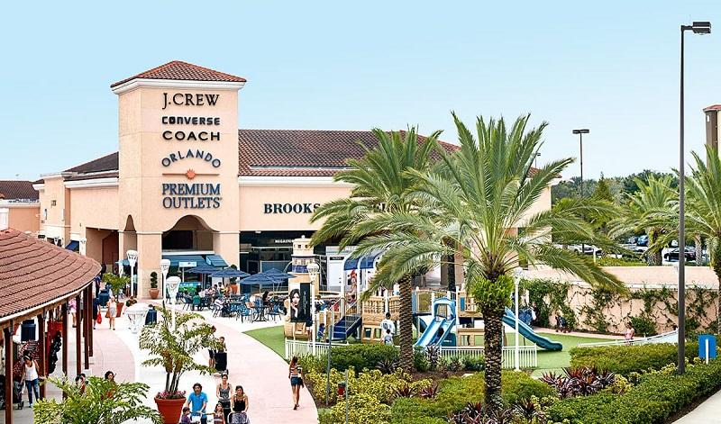 Comprar malas nos outlets em Orlando