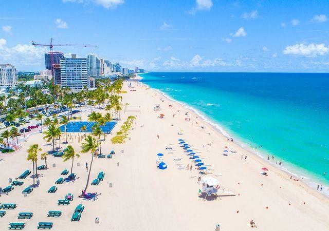 Meses de alta e baixa temporada em Fort Lauderdale